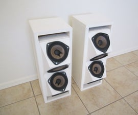 Speaker Build