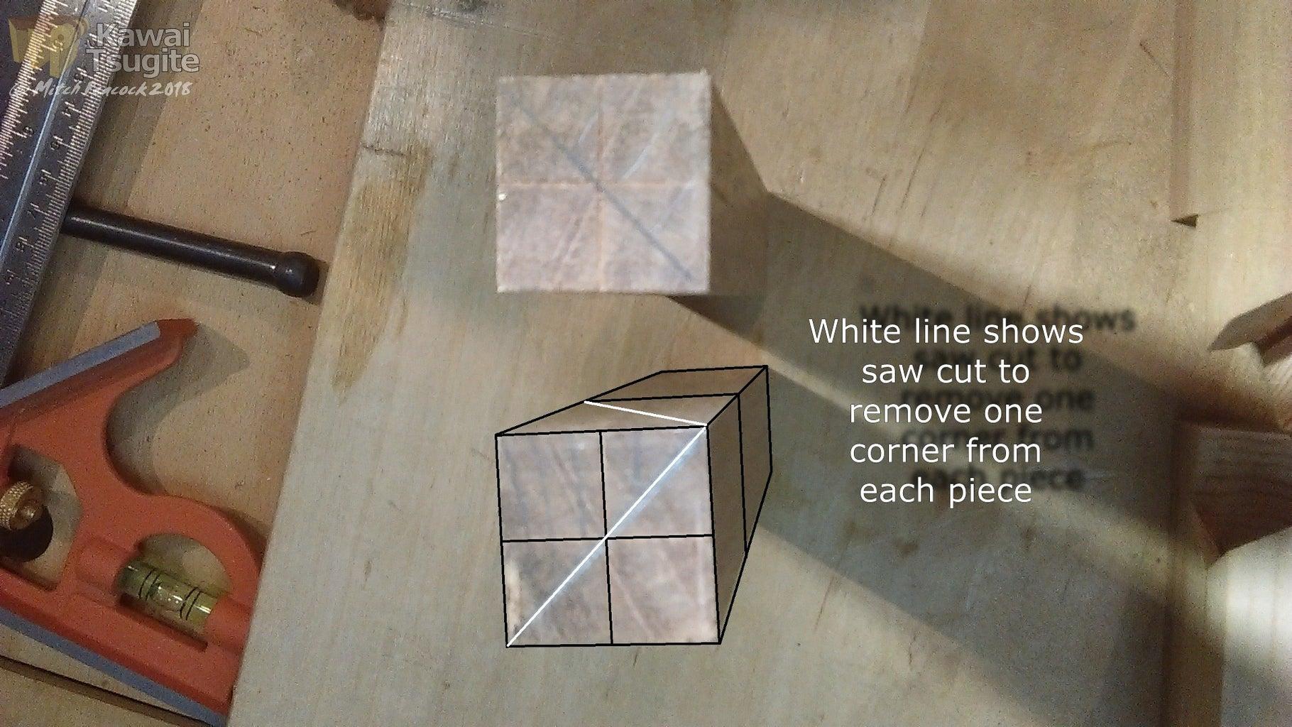 Removing the Corner