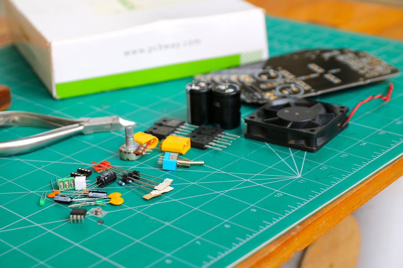Tools Materials and Skills