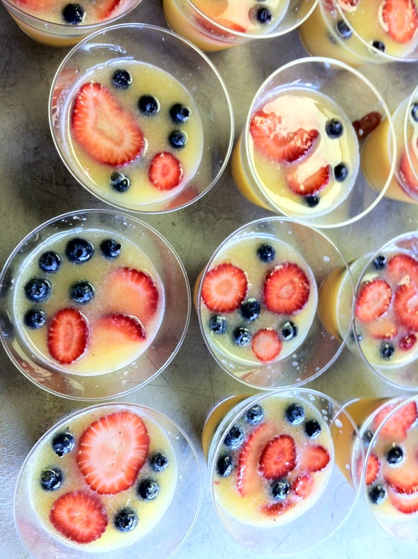 Fruit Mocktail