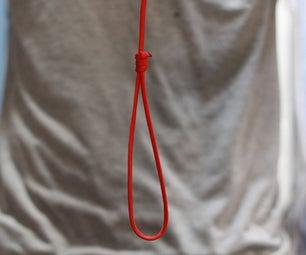 Paracord Noose (Tutorial)