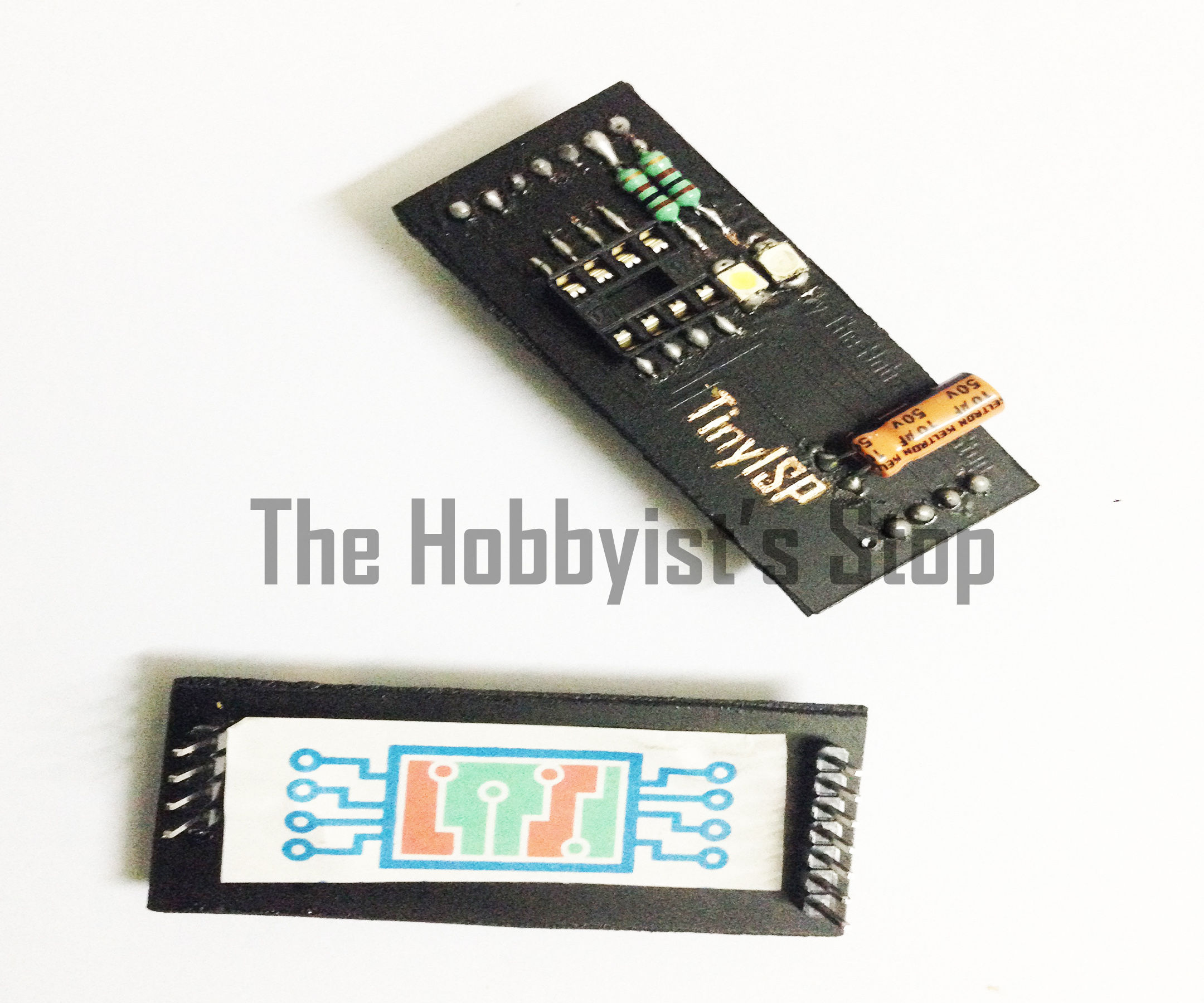 TinyISP -Attiny25/45/85 Programming Arduino UNO R3 Compatible Shield