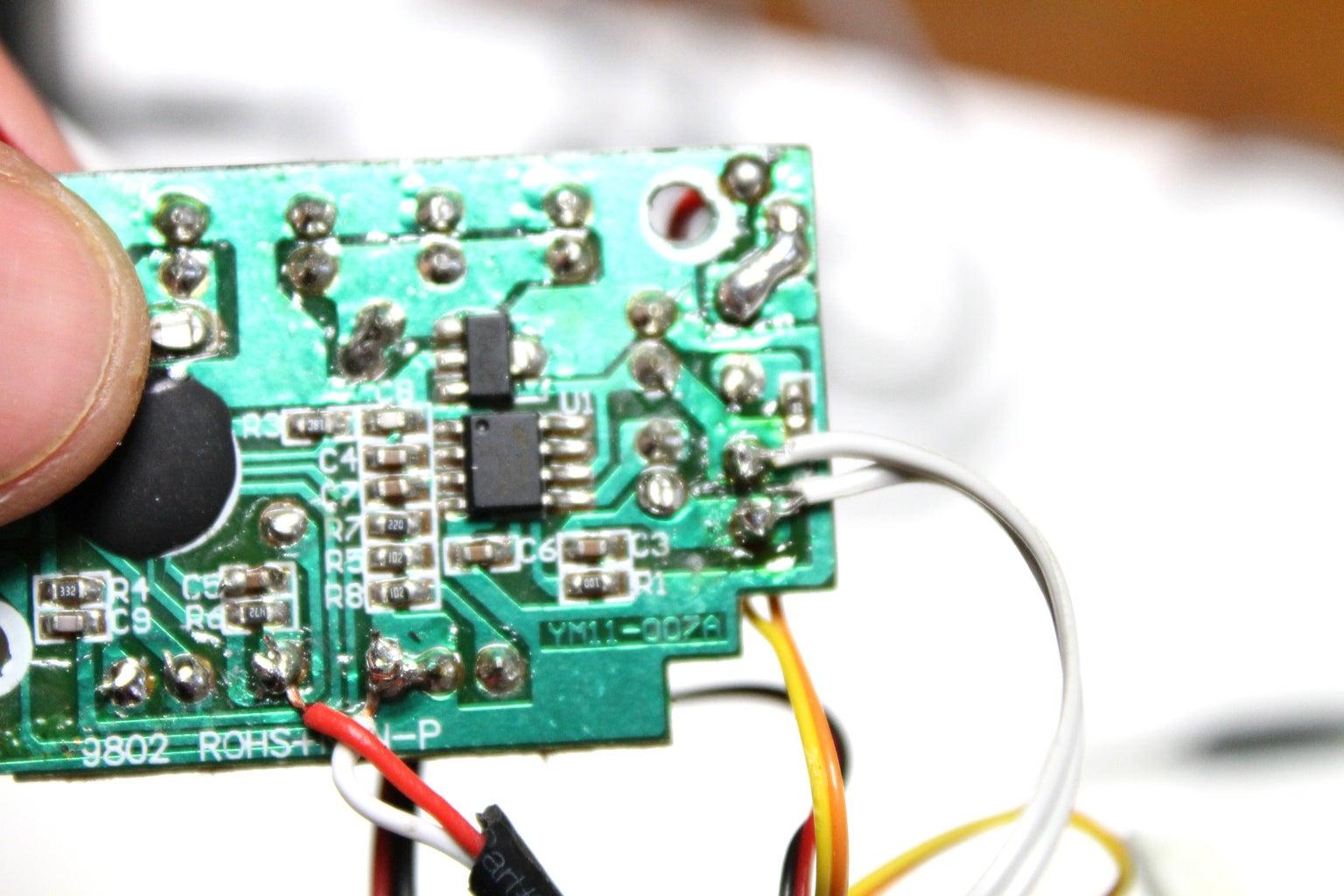 Adding the Speaker