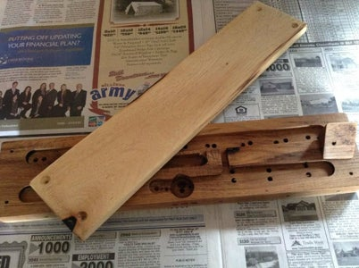 Finish the Wood