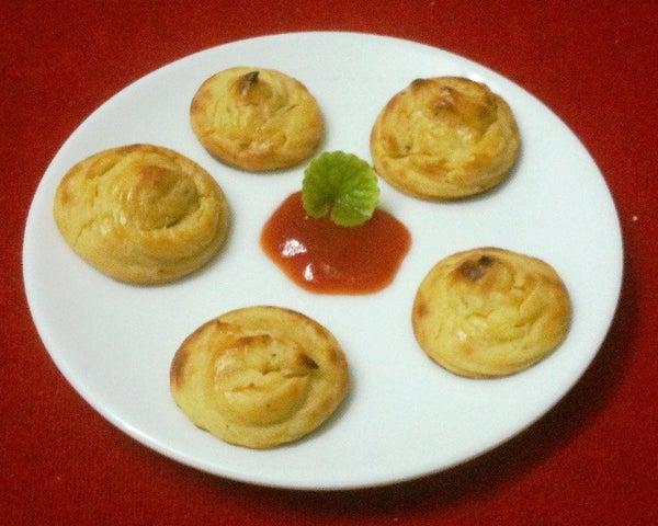 Dutchess Potatoes