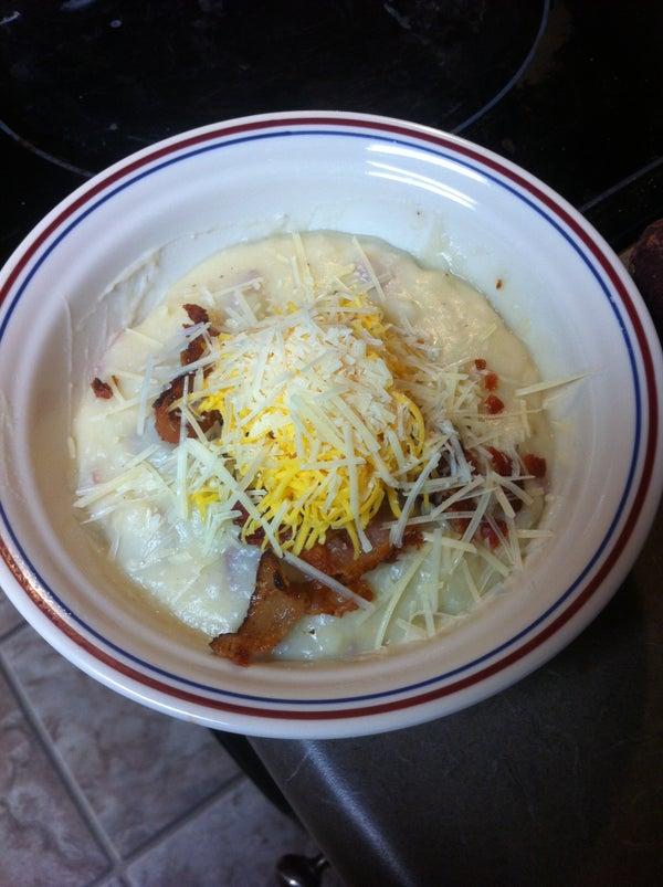 Scrumptious Potato Soup