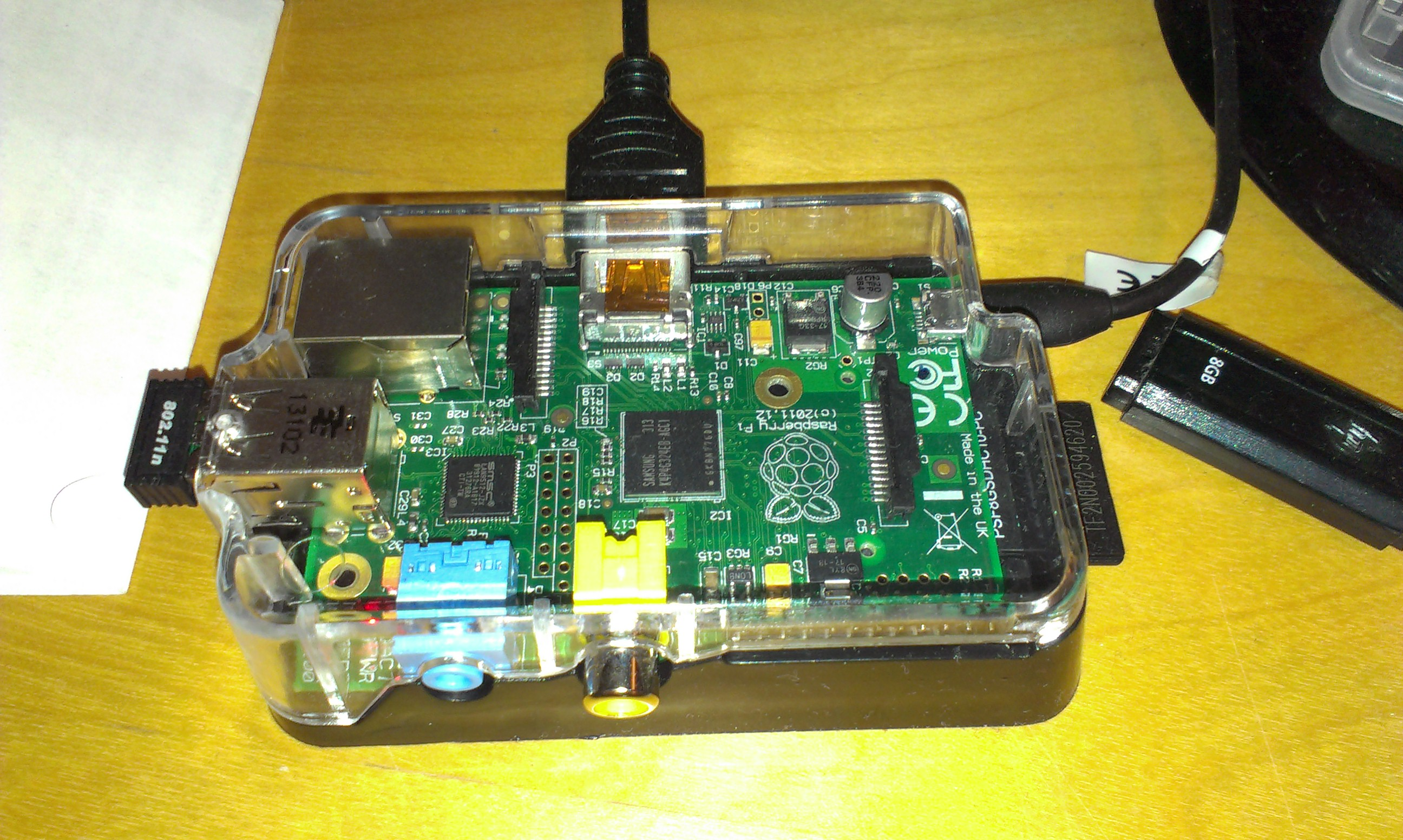Setting up a VNC Server on your Raspberry Pi
