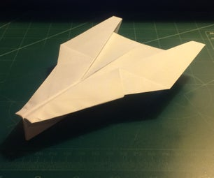 How to Make the Colt Paper Airplane
