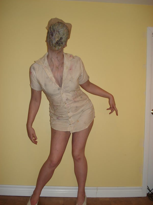 Silent Hill 2 Nurse