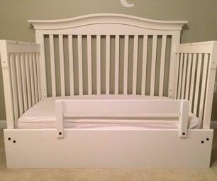 婴儿床进入幼儿床沙克