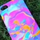 DIY Marble Phone Case