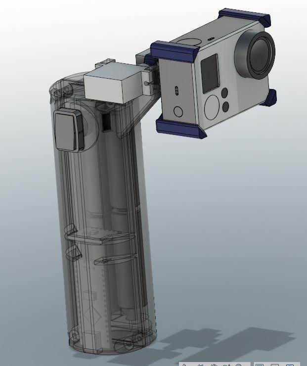 Gyro Stabilizer W/ Arduino and Servo