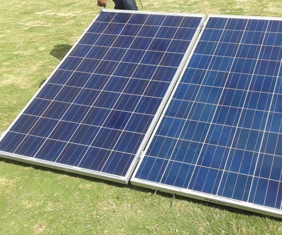 0.5Kw Hybrid Solar Plant Installation Guide