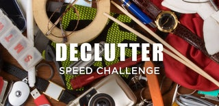 Declutter Speed Challenge