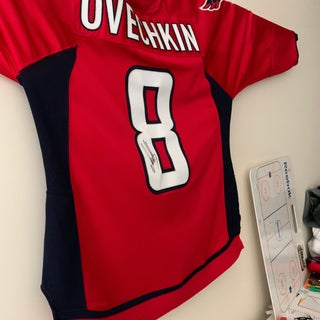 Removable Hockey Jersey Wall Mount