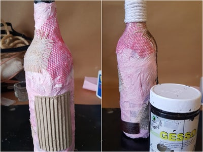 Add Texture to the Bottle