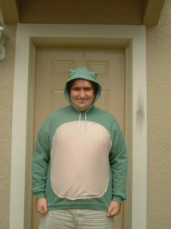 Pokéfan Costume: Snorlax