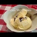 Gelato Base + Vanilla or Mint