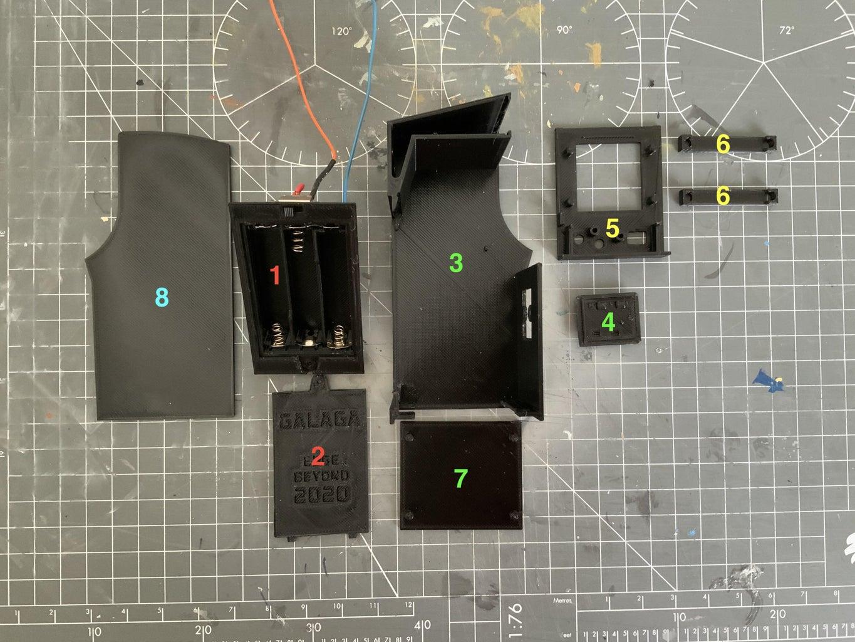 Step 2: Print the 3D Parts
