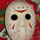 Jason mask Friday 13.