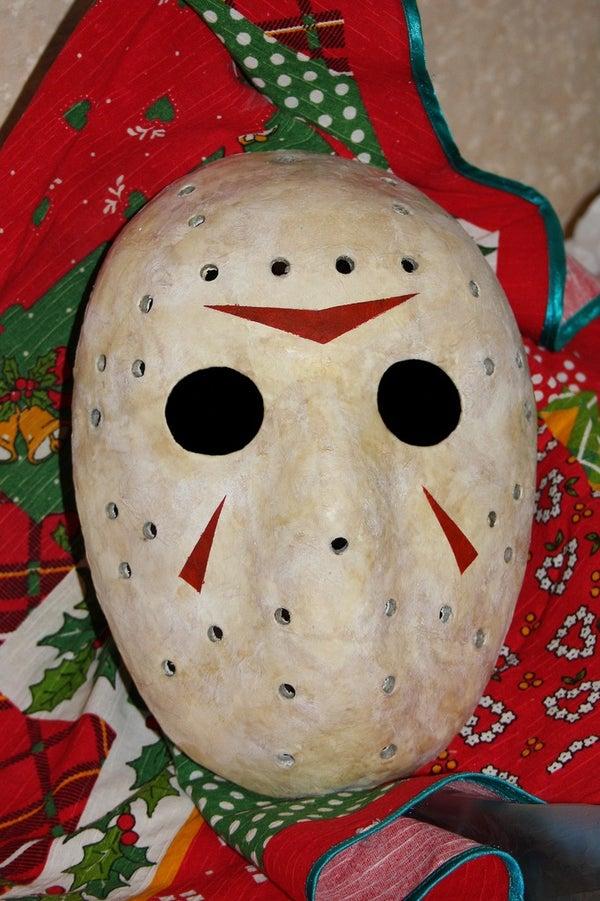 Jason Mask Friday 13.