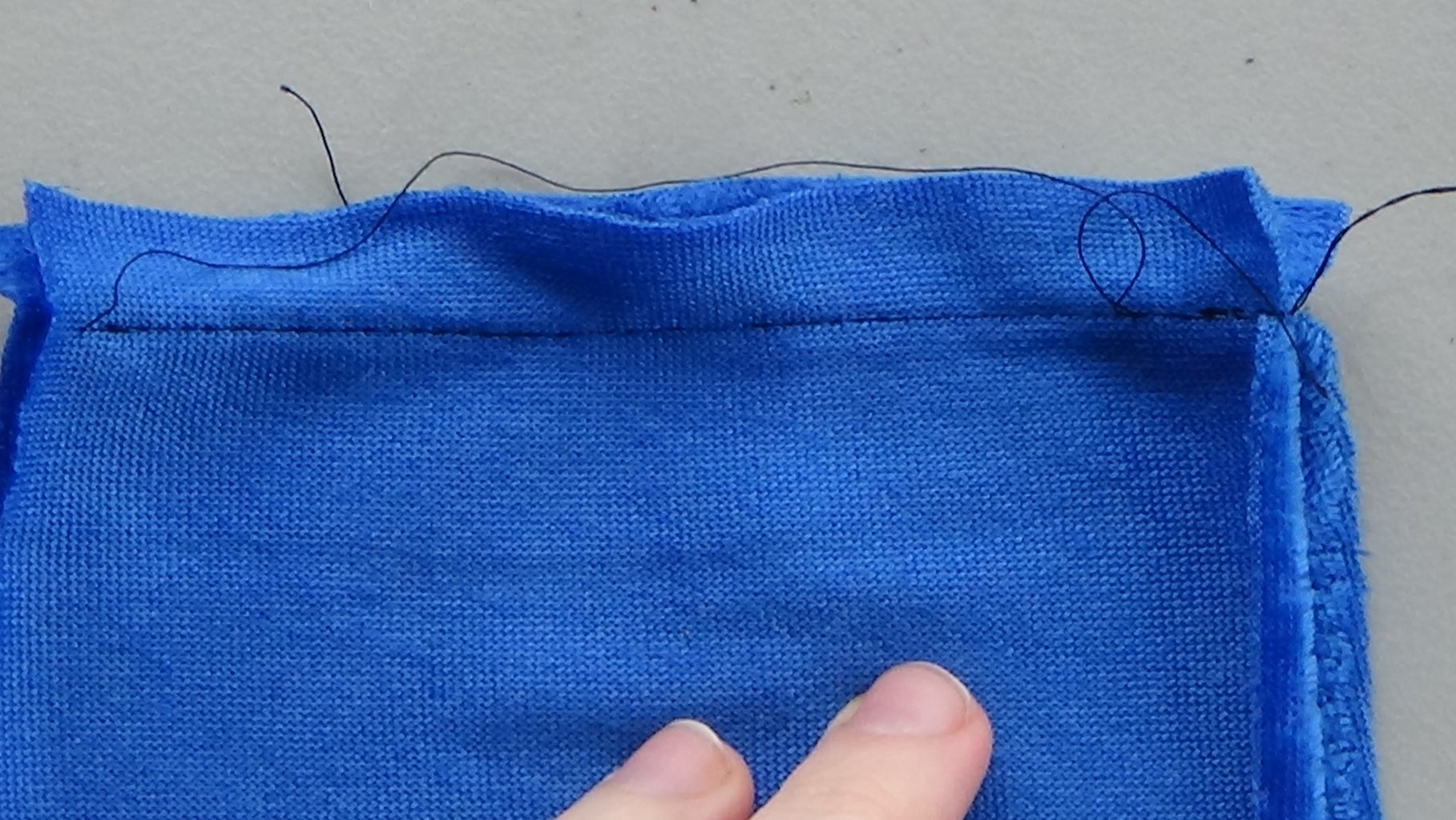Sew the Strips Together!