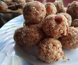 Sandy Candy Powerballs (Guilt-free Recipe)