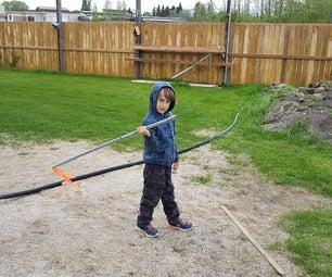 后院孩子的标枪