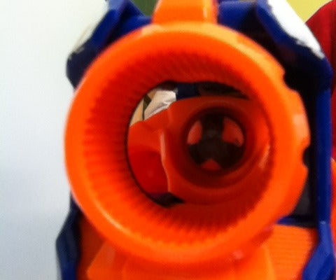 Customized Nerf Bullets