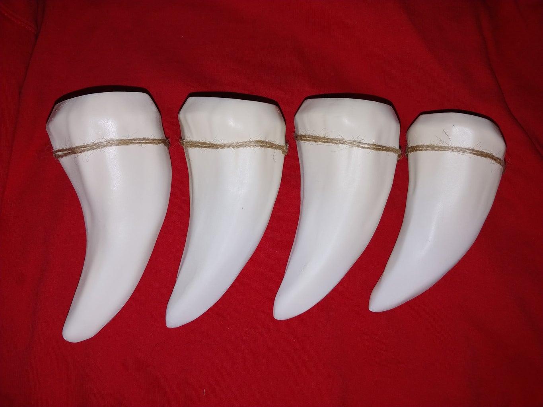 Attach Teeth