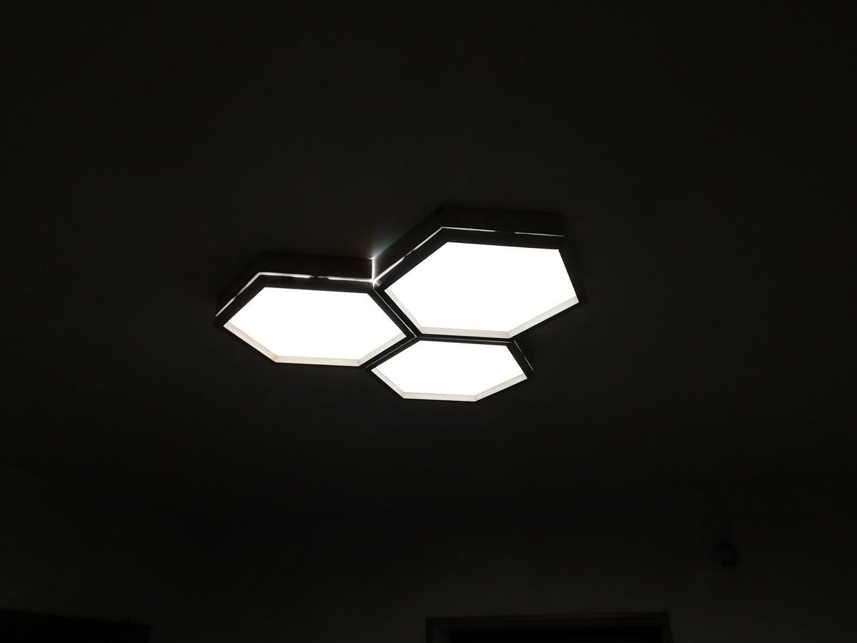 Honeycomb LED Panels