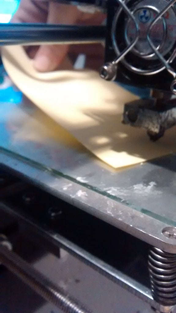 Heated Bed - Leveling