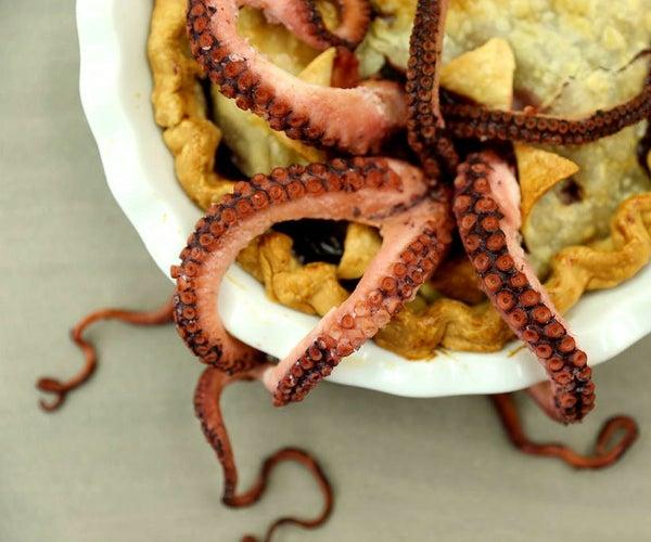 Cthulhu Berry Pie, Aka OctoPie or Octopus Pie