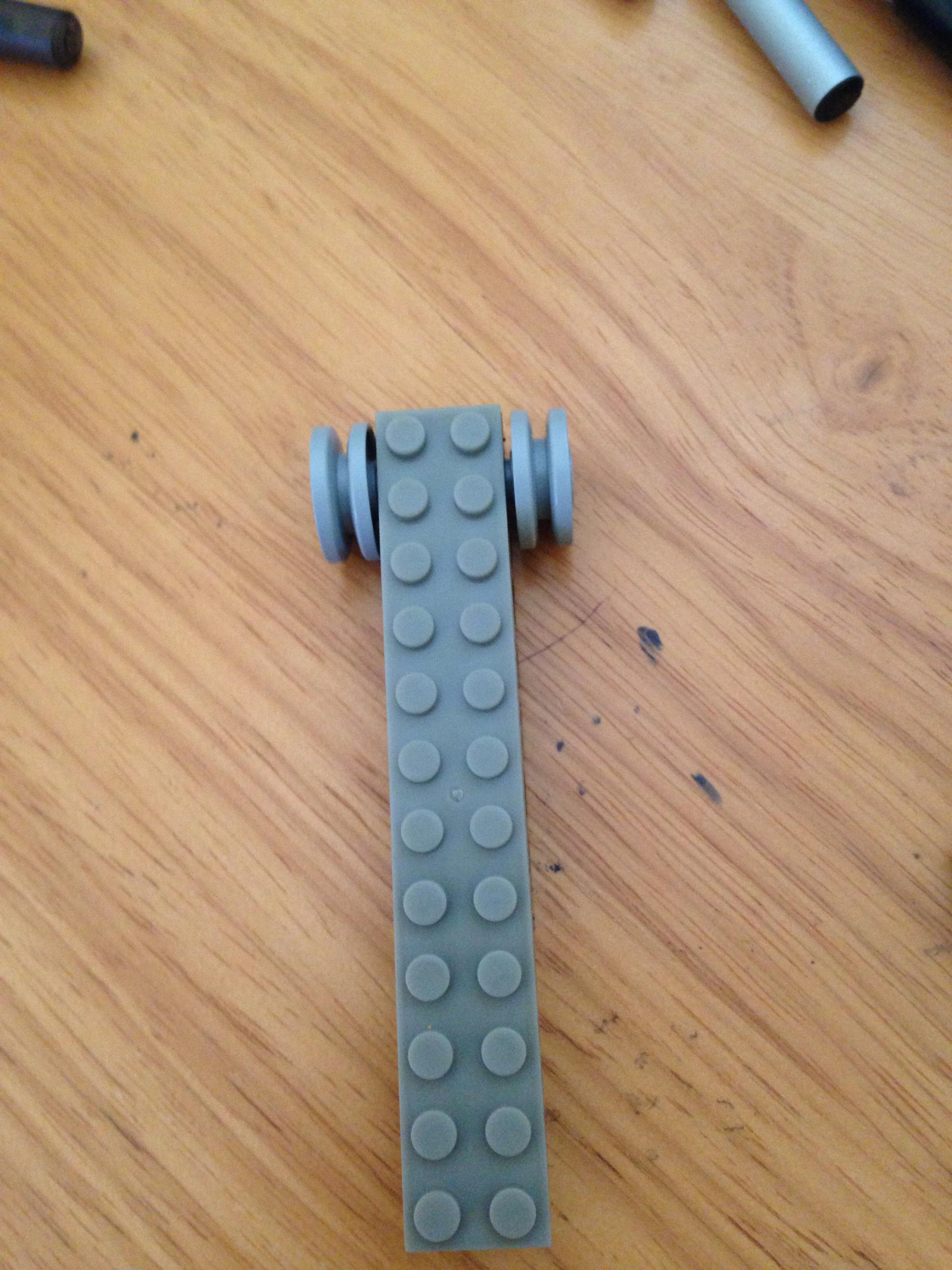 Lego Zip line!