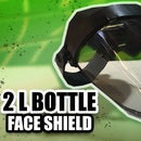 2 Liter Bottle Face Shield Patterns