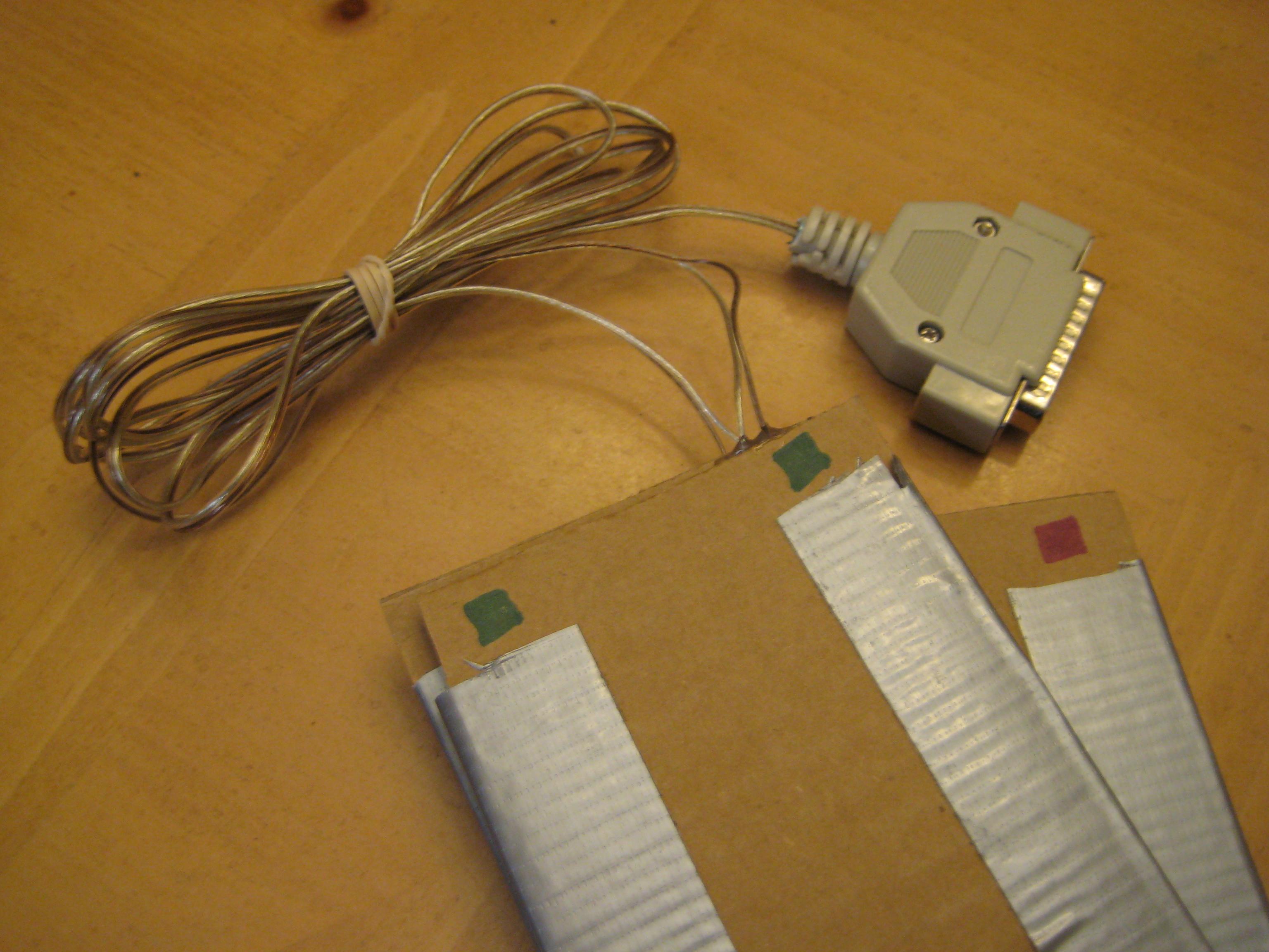 Parallel Port Speed Calculator