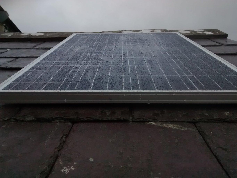 One Person Solar Panel Installation Kit