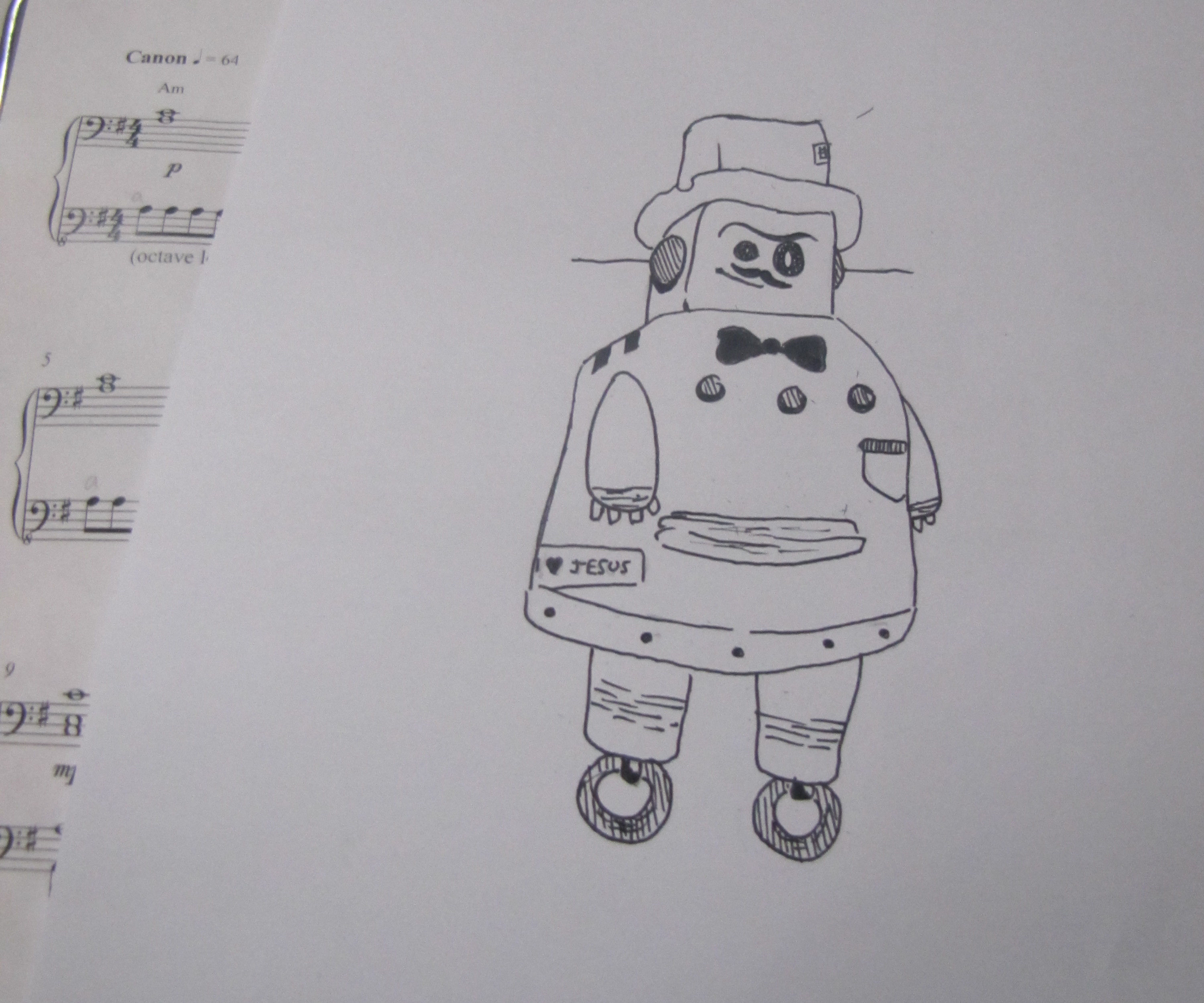 Drawing Custom Mr Instructable