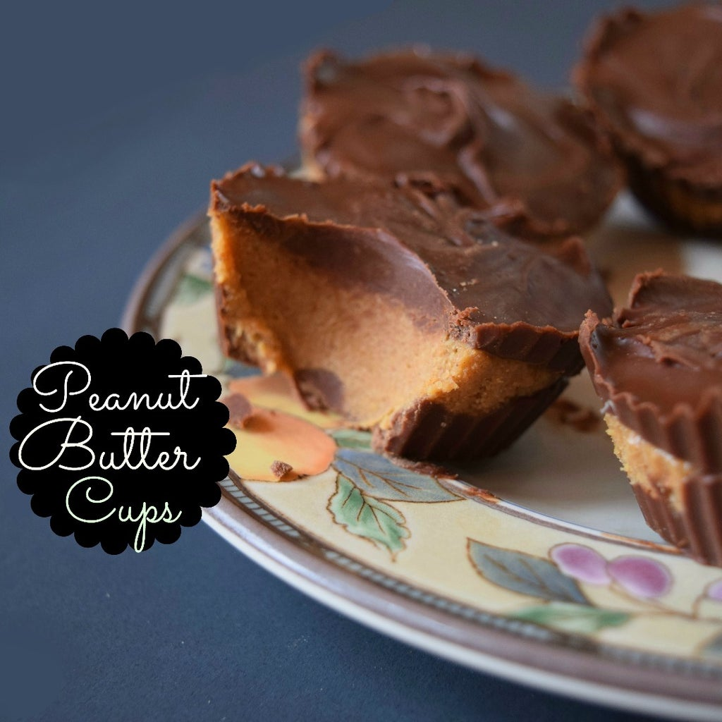 Sweet, Salty, and Soft Peanut Butter Cups