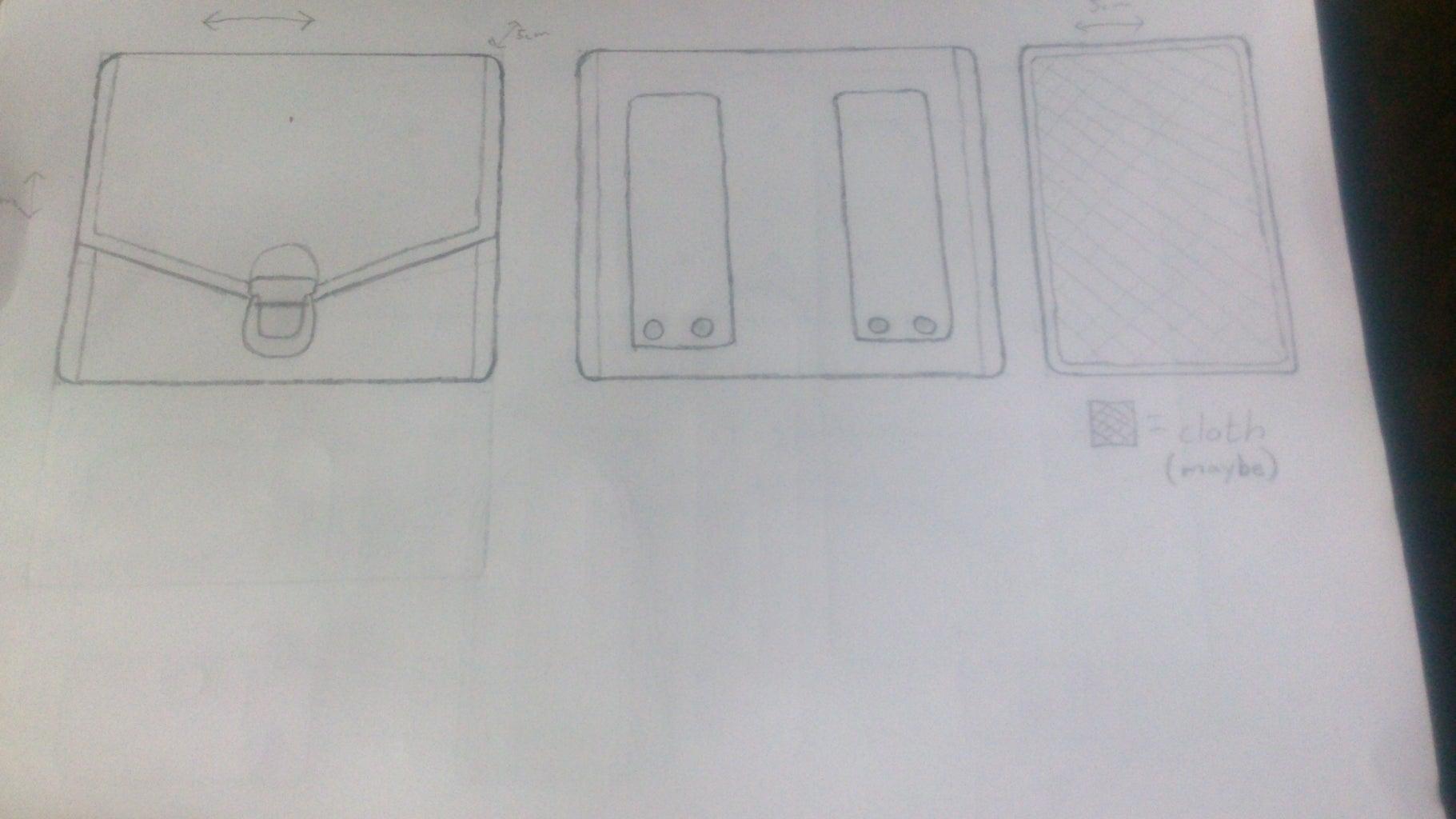 Sketching and Materials