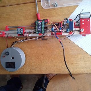 Chicken Coop Door - Arduino Based