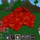Minecraft PE Flaming Arrows