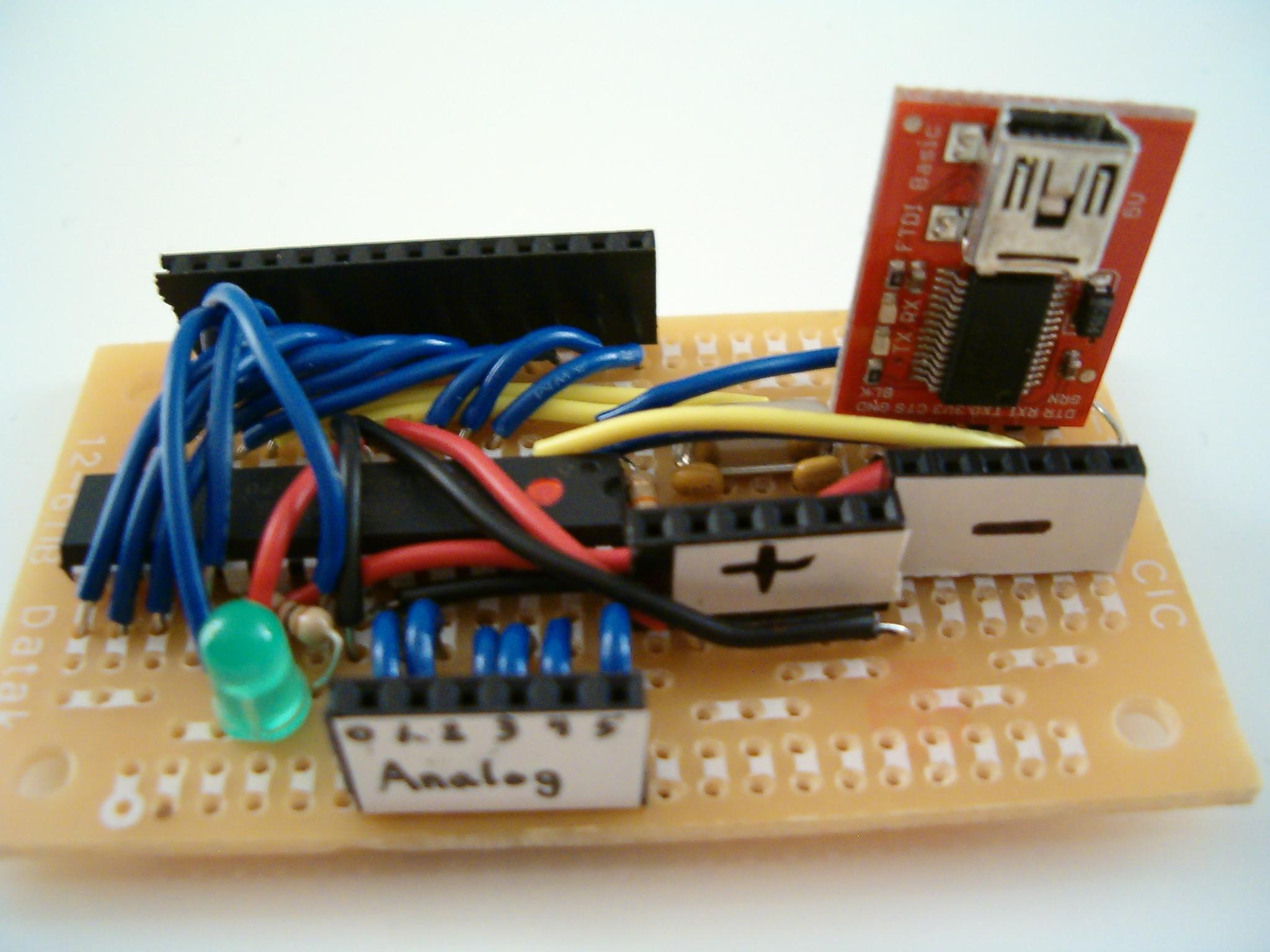 Perfduino Build Your Own Arduino