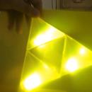 3D Triforce Light