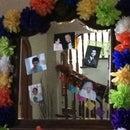 Day of the Dead Altar (sugar Skulls, Flower, Pan De Muerto)