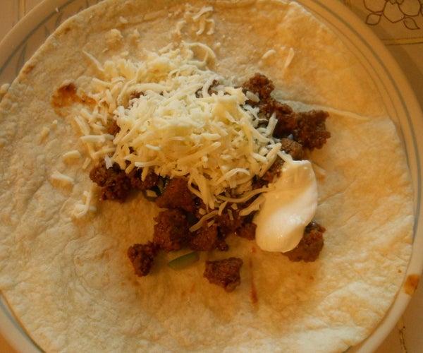 Quick Dinner Tacos