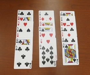 Easy Magic Trick With 21 Cards for Beginners