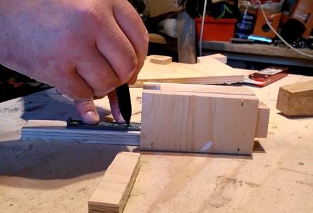 Making the Mount/holder