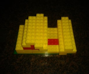 Apple IPad and Android Tablet - 5-minute Lego Reading Stand