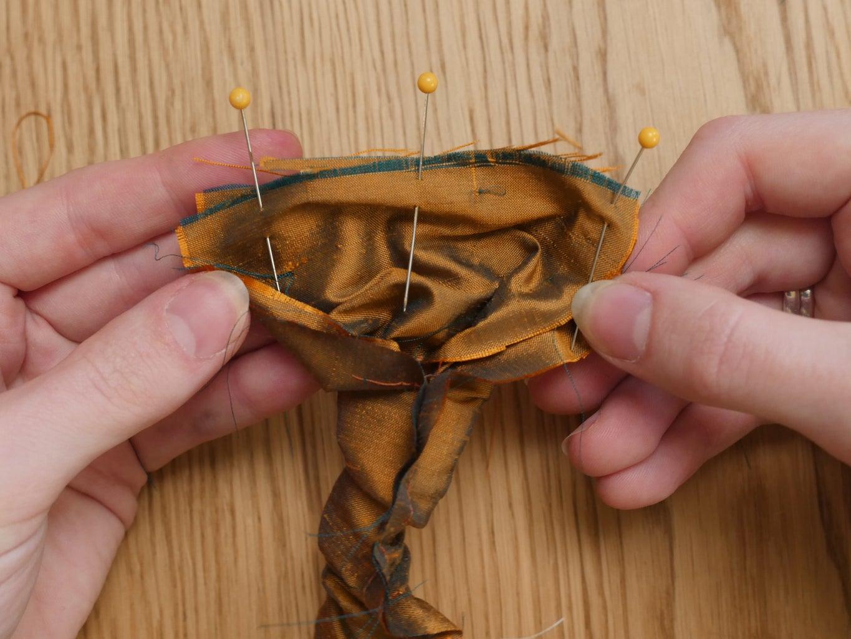 Pin & Sew Short Seam